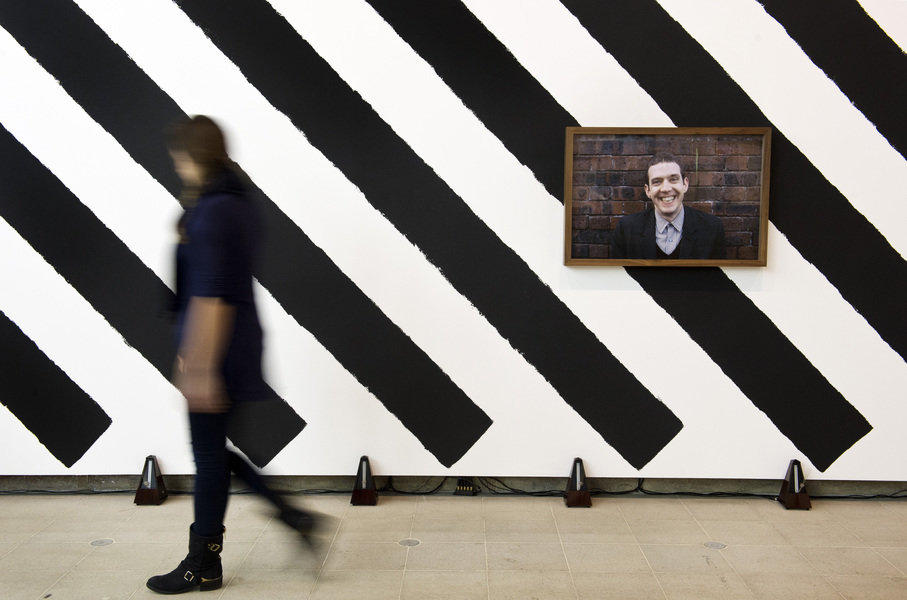 Martin creed whats the point of it hayward gallery 2014 installation view photo linda nylind 9 907 xxx q85