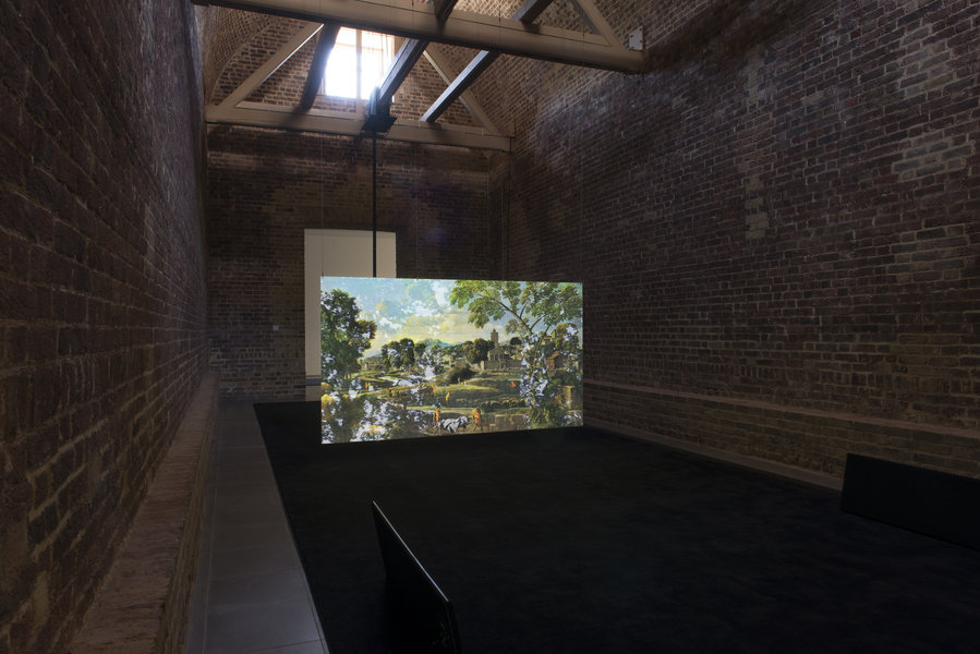 Palisades serpentine sackler gallery london 1 october  8 november 2015 2 899 xxx q85
